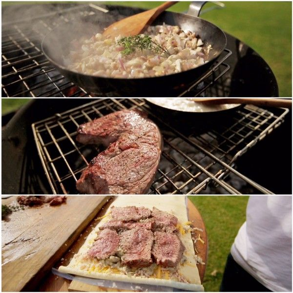 Jan Braai Beef Wellington - Braai recipes for champion braaiers.  Come visit your friendly local butcher for all your braaing and cooking needs.  The best cuts of meat for tomorrow top chefs.