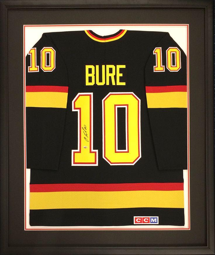 20 best Framed Hockey Jerseys images on Pinterest | Art frames ...