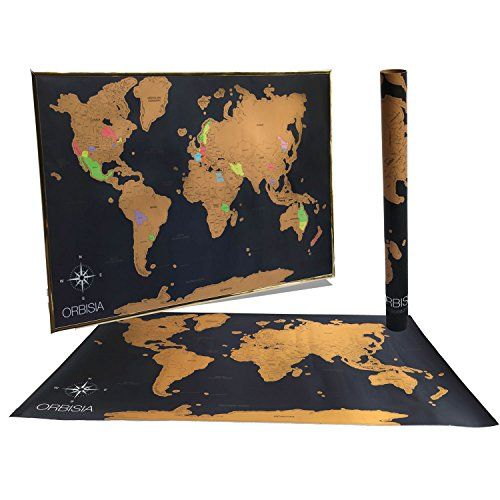 Best Office Product Images On Pinterest Fasteners Office - Scratch off us state maps with pencil 25 pack