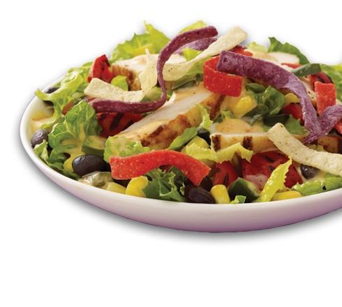 Lean Cuisine Lean Cuisine Southwest-Style Chicken Salad ...