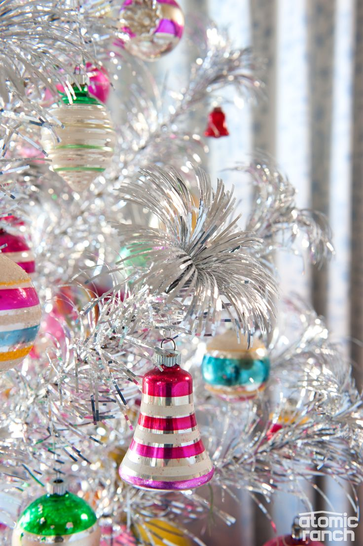 Santa Claus is coming to town, so start preparing for the holiday season with these funky, nostalgic and kitschy Christmas trees and wreaths for your ranch.