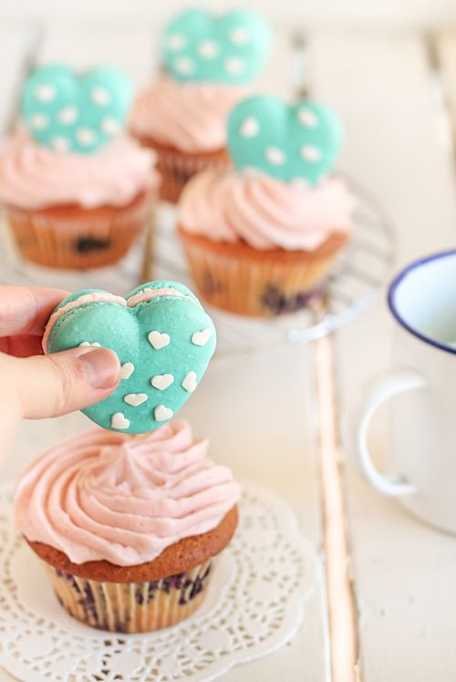 Cute Food, Cute Cupcakes, Designer Cakes, Cupcakes Decorating, Kids Cupcakes, Cupcakes Ideas, Cute Cake - Part 11