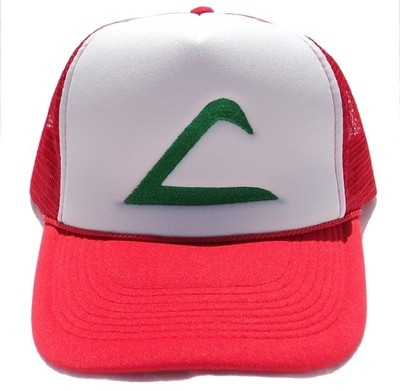 Ash Ketchum Trainer Hat. ITS MINE,ITS MINE!!!!!!!!