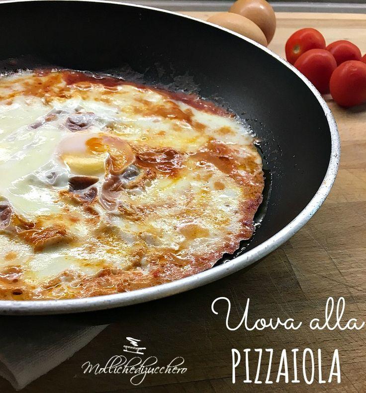 Le uova alla pizzaiola con ricetta facile sono uno di quei piatti salva-cena o salva-pranzo che preparo tutte le volte che rientro in casa all'ultimo ...