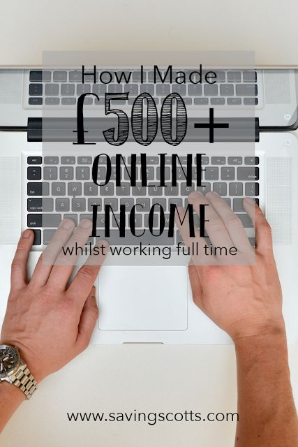 I am so excited to share with you my first online income report  and how I made over £500 online whilst working full time (12+ hr days) and how you too can side hustle and earn money online regardless of your situation. #earnmoneyonline #sidehustle #personalfinance