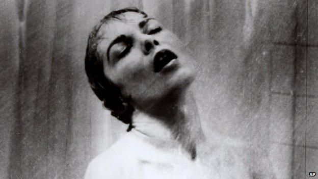 """Psycho, the 1960 film that """"terrified audiences like never before""""  http://bbc.in/1SOYcm6"""