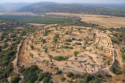 Archaeologists Uncover king David's Palace