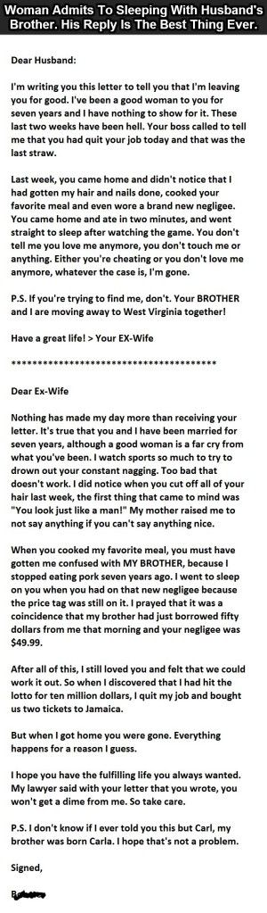39 best Divorce Letter images on Pinterest | A letter, Divorce and ...