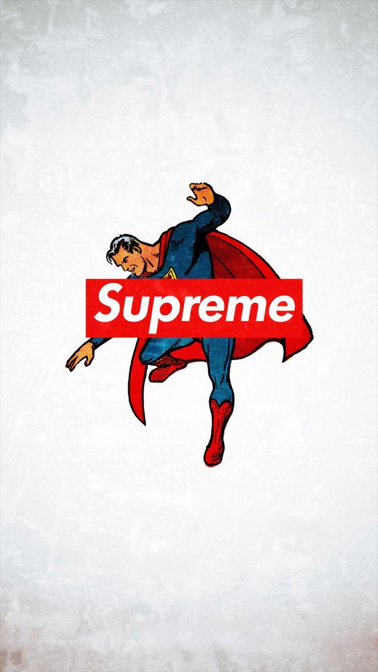 Supreme Trend Logo Film Art iPhone 6 wallpaper