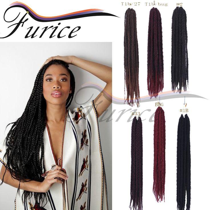 Crochet Hair Length Chart : Hair Senegalese twist hair crochet box braids expression braids ...