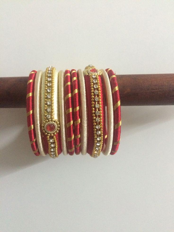 how to make zardosi work on bangles