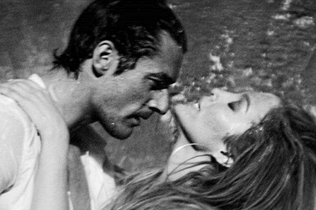 David Gandy Jennifer Lopez Music Video First Love (Vogue.com UK)
