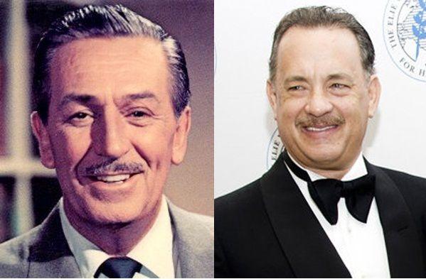 Saving Mr. Banks - Tom Hanks as Walt Disney