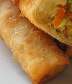 Egg roll is a very popular and tasty snack recipe. This could also be a great appetizer and is prepared by wrapping a mixture of chopped vegetables and a layer of egg in a chapati / paratha. There are other versions of roll as well, like chicken roll, lamb roll or pure veg roll.