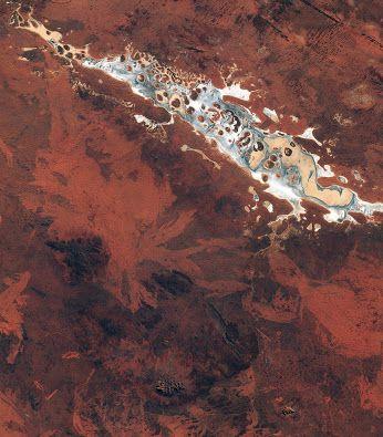 Australian Desert | Sentinel-2A | European Space Agency This spectacular image…