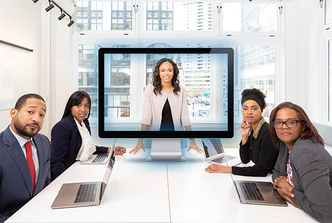Remote Work And Web Conferencing Security And Privacy Considerations Help Net Learn More About Our Services Www Consu In 2020 Remote Work Remote Online Activities