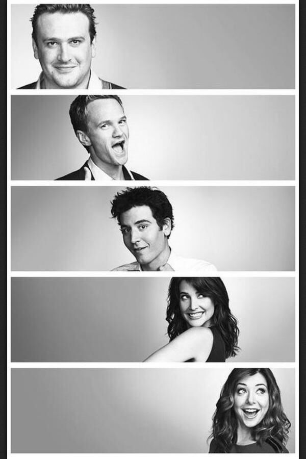 How I Met Your Mother! We're going to miss this show. #PRTC