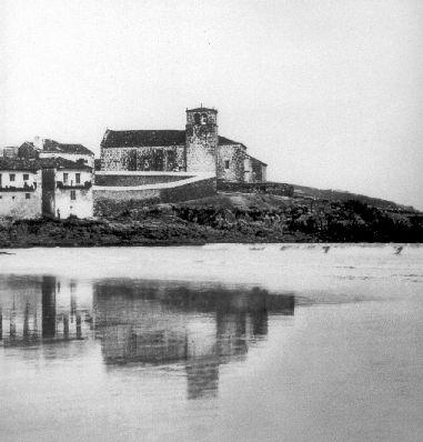 Laxe N.ª Sra. de la Atalaya,principios siglo XX