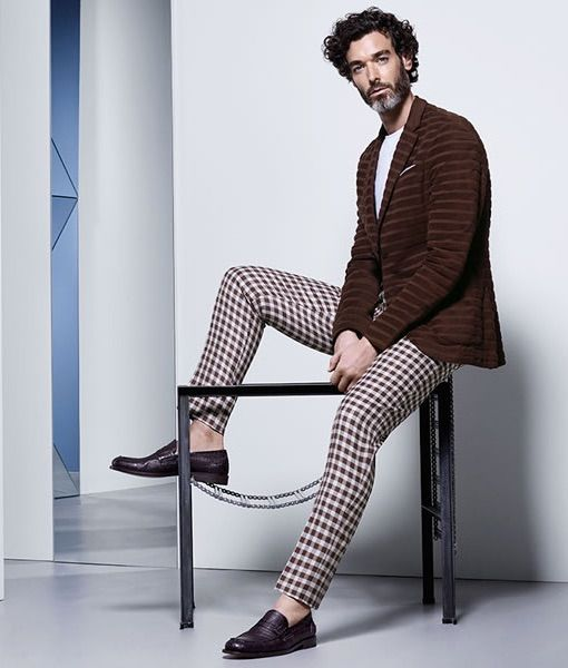 "mensfashionworld: ""Canali Spring/Summer 2016 Advertising Campaign "" Follow us for more men's fashion!"