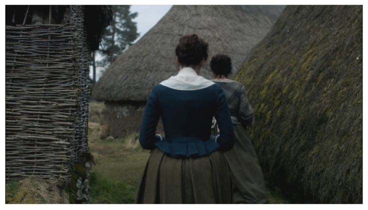 Outlander Costumes Episode 105: RENT | Candida's Musings