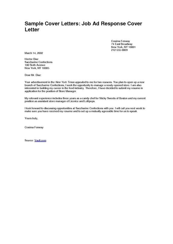 Simple Tips To Help You Get A Job Job Cover Letter Finance