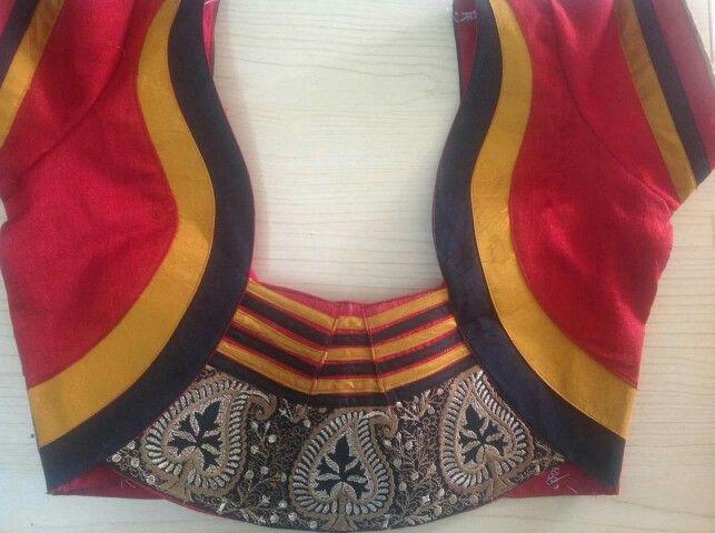 Sari blouse                                                       …