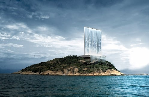 In conjunction with the 2016 Summer Olympicsin Rio de Janeiro, several new structures will be erected in Rio's cityscape. One of the many projects creating huge buzz is theSolar City Tower, an artificial waterfall designed to generate clean, renewable energy .Designed by Swiss firm, RAAFA,Solar City Towerwon the architecture competition for the 2016 Olympic Games. Inspired by Olafur Eliasson's Waterfallseries, theSolar City Towerwill be built on Cotunduba, one of the islands in Rio's…