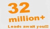 Banner - 32 million Business Leads and professional export contacts to build you customer database.
