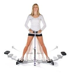 LegMaster Leg Exerciser Home Gym Fitness Equipment Weight Loss Aid � Slimming and Exercising Legs, Thighs