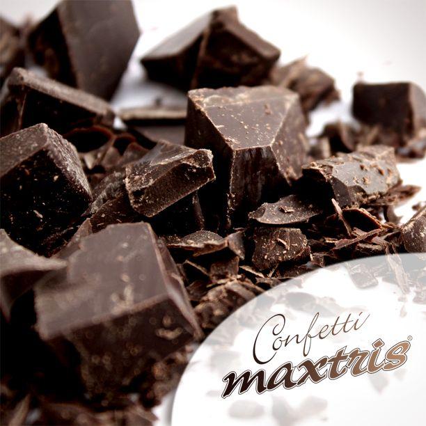 confettimaxtris #confetti #maxtris #cioccolato #fondente #extradark #chocolate