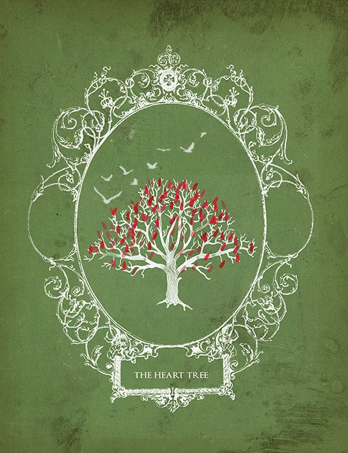 The Heart Tree ~ Winterfell ~ Game of Thrones
