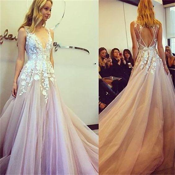 1000  ideas about Open Back Wedding Dress on Pinterest - Vintage ...