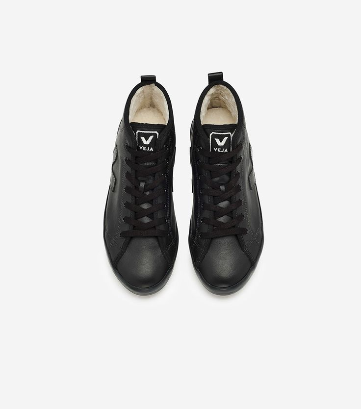 Veja sneakers in organic cotton and leather