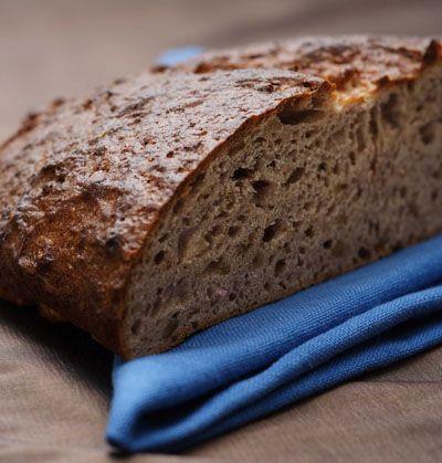 Receta para celíacos, pan de arroz y trigo sarraceno. Una receta de pan inigualable, el que puede comerse tibio o frio y es sumamente nutritivo. Este pan además de ser apto para celíacos, aporta gr…
