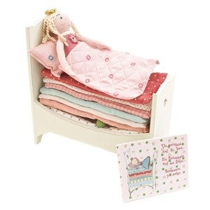 Princess and the pea bed set by Maileg