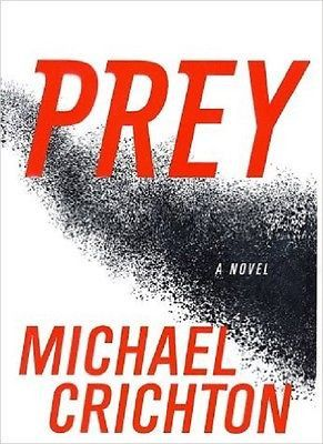 Prey by Michael Crichton (2002, Hardcover) : Michael Crichton (2002)