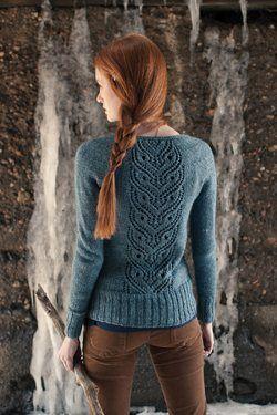 Ginny's Cardigan - Media - Knitting Daily
