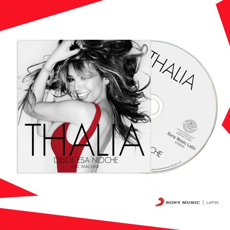 Thalia Desde esa noche Ft. Malum incluye video enhanced #THALIA #LATINA #THALIACD #DESDEESANOCHE #MALUMA #SONYMUSICLATIN #SONYMUSIC