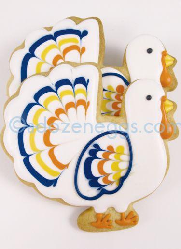 Turkey cookies
