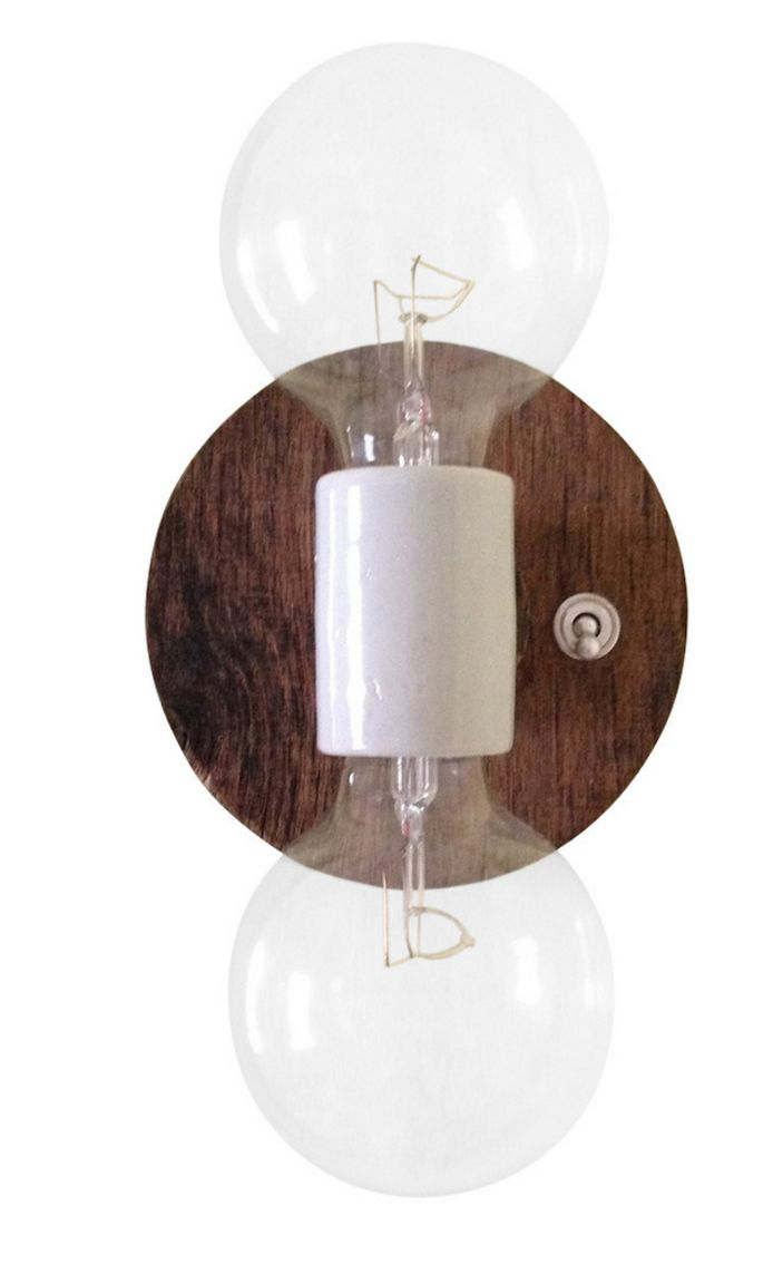 wall sconce with cord