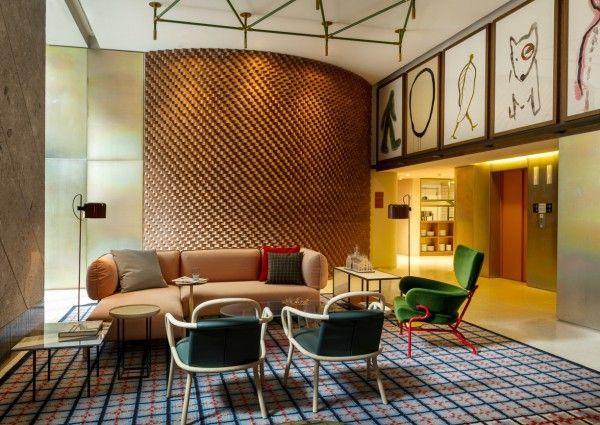 Die Room Mate-Freunde haben ein neues Hotel eröffnet: Room Mate Giulia im Herzen von Mailand.