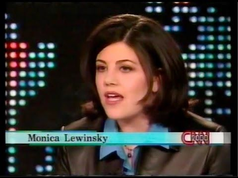 Monica Lewinsky on Larry King Live (Jan 2000)