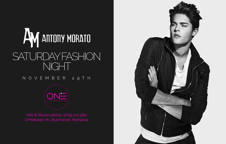 Saturday Fashion Night - One