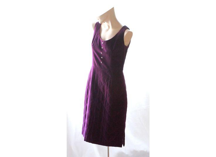 Original 60er 70er Vintage Etui Kleid Gr.36/38 von Avantgarde-Plus auf DaWanda.com