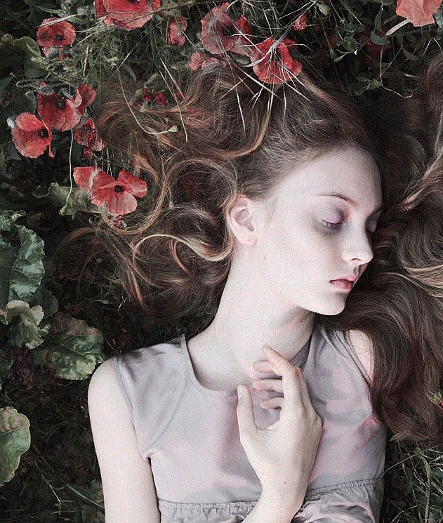 ❀ Flower Maiden Fantasy ❀ beautiful art fashion photography of women and flowers - Kolps.