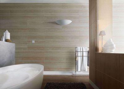 les 25 meilleures ides de la catgorie salle de bains lambris sur pinterest boiseries salle de bain salle de bains planche de perles et ides pour la - Revetement Mural Salle De Bain
