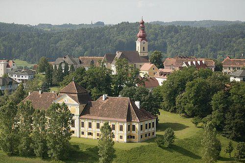 Kirchberg an der Raab, Pfarrkirche Hl. Florian (Südoststeiermark) Steiermark AUT