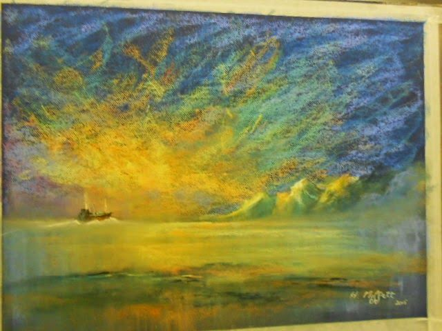 """I added """"CraftyCreations: Pastel Painting"""" to an #inlinkz linkup!http://inkythings.blogspot.co.uk/2015/04/pastel-painting.html"""