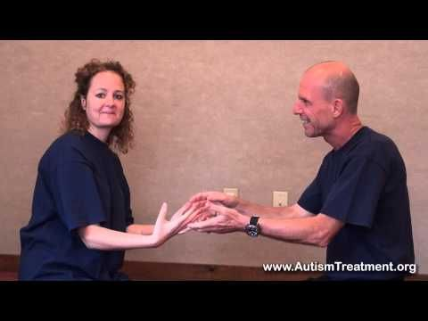 Autism help- Pinching, Biting and Hitting - The Son-Rise Program  I used this technique with my own son waiting for his therapies to begin, let's just say biting is no longer an issue.