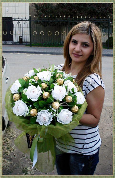 Gallery.ru / Фото #50 - РУЧНЫЕ БУКЕТЫ ИЗ КОНФЕТ - jozefina-sweet